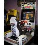 """GAELCO TUNING RACE CHAMPIONSHIP 34"""" Monitor Arcade Machine Game for sale"""