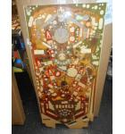 THE WALKING DEAD Pinball Machine Game Playfield #134 by Stern - Production Reject for sale