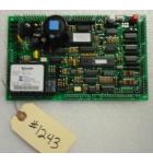 VENDO ROCK-OLA SODA Vending Machine PCB Printed Circuit MAIN CONTROL Board #1243 for sale