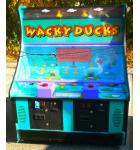 WACKY DUCKS Ticket Redemption Arcade Machine Game for sale by ICE