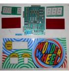 WONDER WHEEL Ticket Redemption Arcade Game Machine Kit #1690 for sale