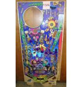 BATMAN '66 Pinball Machine Game Playfield Production Reject for sale #BA46 by Stern Pinball