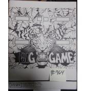 BIG GAME Pinball Machine Game Manual #764 for sale - STERN