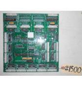 BLAST IT Arcade Machine Game PCB Printed Circuit MAIN Board #1500 for sale