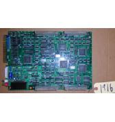CAPCOM Arcade Machine Game PCB Printed Circuit CPS II A JAMMA Board #1916 for sale