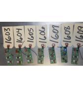 CROMPTONS SOCCER SHOT / SLAM JAM PUSHER REDEMPTION Arcade Game Machine PCB Printed Circuit HOPPER SENSOR CONTROL Boards - Lot of 7 for sale