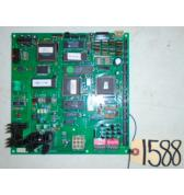 CROMPTONS SOCCER SHOT / SLAM JAM PUSHER REDEMPTION Arcade Game Machine PCB Printed Circuit MAIN Board #1588 for sale