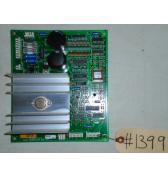 CRUIS'N EXOTICA or RUSH 2049 Arcade Machine Game PCB Printed Circuit DRIVER Board #1399 for sale