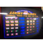 LUCKY 8 LINES Arcade Machine Game #1 PCB Printed Circuit Board