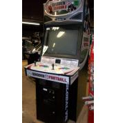 MADDEN NFL FOOTBALL SEASON 2 - 2 Player Arcade Machine Game for sale - FLOOR MODEL