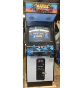 """MARVEL SUPER HEROES 25"""" Arcade Machine Game for sale by CAPCOM"""
