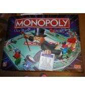 MONOPOLY Pinball Machine Game Translite Backbox Artwork