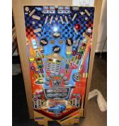 MUSTANG PRO Pinball Machine Game Playfield Production Reject