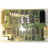 RADIKAL BIKERS Arcade Machine Game PCB Printed Circuit Board Set #1105 for sale by GAELCO
