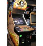 ROCKIN BOWL-O-RAMA Arcade Machine Game for sale by NAMCO - LATEST SOFTWARE & HARDWARE