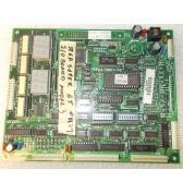 SEGA SUPER GT Arcade Machine Game PCB Printed Circuit I/O MODEL 3 Board #1127 for sale
