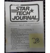 STAR TECH JOURNAL VOLUME 5 NUMBER 3 MAY 1983 Technical Monthly Publication #28