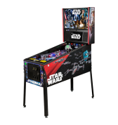 STAR WARS PRO Pinball Game Machine for Sale by Stern Pinball