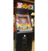 STREET FIGHTER Arcade Machine Game for sale by CAPCOM