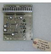 SUPER GT/DAYTONA 2 Arcade Machine Game PCB Printed Circuit SOUND AMP Board #1295 for sale by SEGA