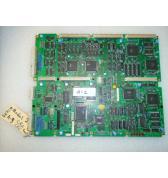 Sega Model 2 A-CRX Main CPU Arcade Machine Game PCB Printed Circuit Board #1233 for sale