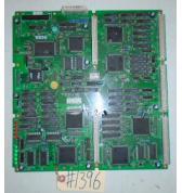Sega Model 2 Arcade Machine Game PCB Printed Circuit CPU Board #1396 for sale
