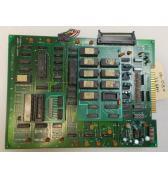 Super Trivia Video Arcade Machine Game PCB Printed Circuit Board Set #812-90