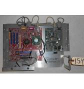 TARGET TERROR Arcade Machine Game PCB Printed Circuit MAIN Board #1547 for sale
