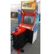 TIME CRISIS II SINGLE PLAYER Upright Arcade Machine Game by NAMCO for sale - BLAST BAD GUYS
