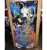 TRANSFORMERS PRO Pinball Machine Game Playfield #136 by Stern