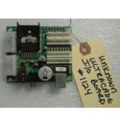 "UNKNOWN ULTRACADE Arcade Machine Game PCB Printed Circuit I/O #1124 - ""AS IS"" from Working Machine"