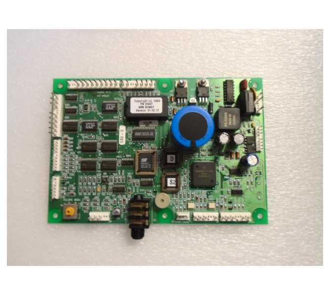 AMS SENSIT Snack & Combo Vending Machine MAIN AM5 PCB Printed Circuit Board #20007
