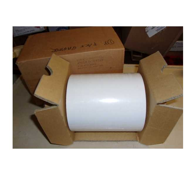 APPLE INDUSTRY DR. FACE Photo Booth Arcade Machine Game 3 FILM SET PAPER ROLL #5157 for sale