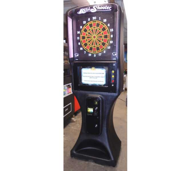 ARACHNID GALAXY 3 Live Commercial Electronic Dart Machine Game for sale