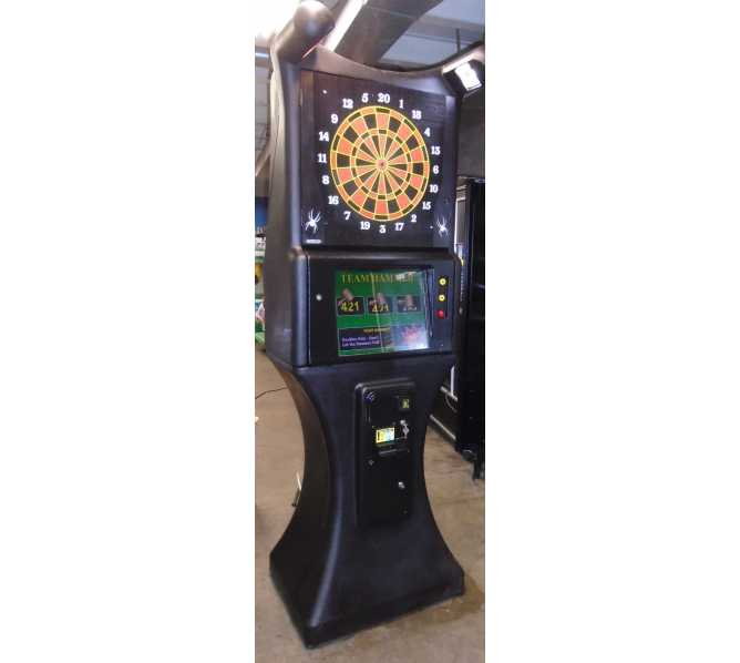 ARACHNID GALAXY II Commercial Electronic Dart Machine Game for sale