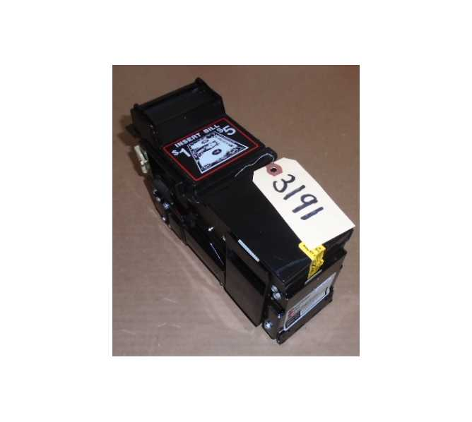 ARDAC 88X5115 $1's & $5's Dollar Bill Validator Acceptor Changer DBA for sale