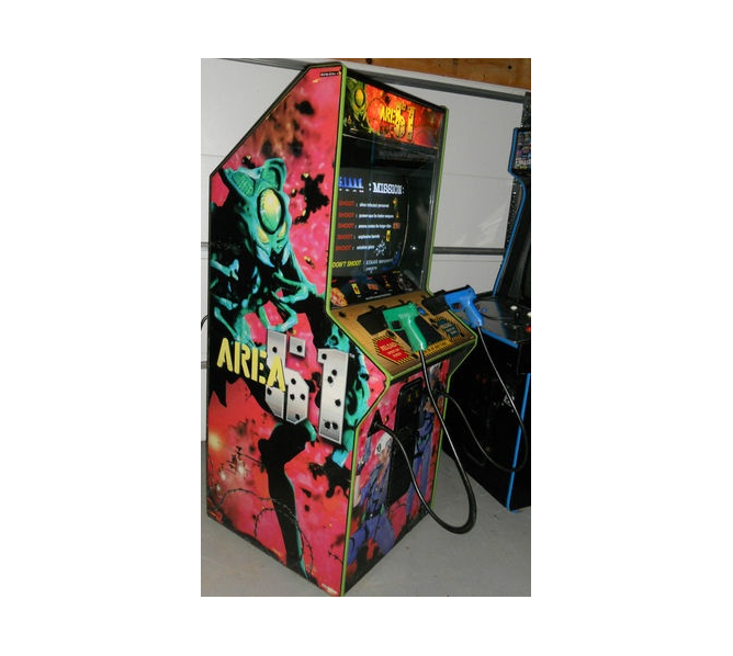 ATARI AREA 51 Arcade Machine Game for sale