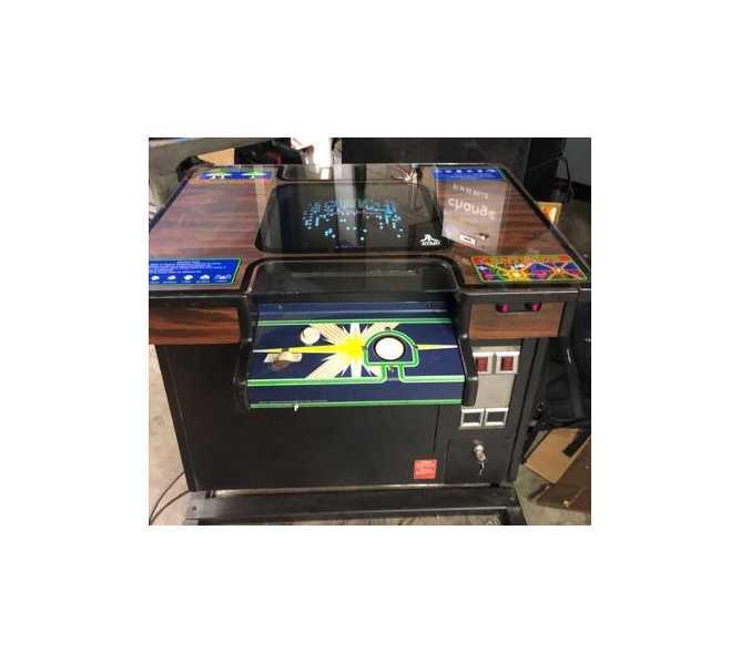 ATARI CENTIPEDE Cocktail Table Arcade Machine Game for sale