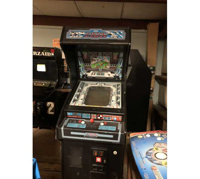 ATARI XEVIOUS Upright Arcade Game for sale