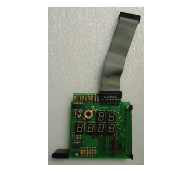 AUTOMATIC PRODUCTS 4000 SNACK Vending Machine PCB Printed Circuit DISPLAY Board #301 for sale