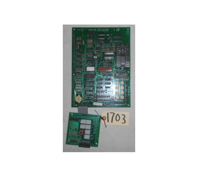 AUTOMATIC PRODUCTS AP 7000 SNACK Vending Machine PCB Printed Circuit Board with DISPLAY Board  #1703 for sale