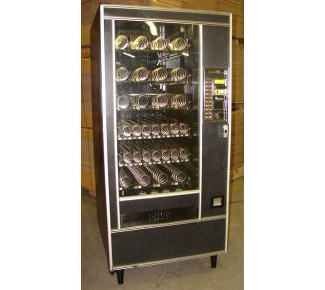 Automated Products API AP Model 111 Snack Glass Front Vending Machine Candy machine Candy vendor Snack machine Snack vendor