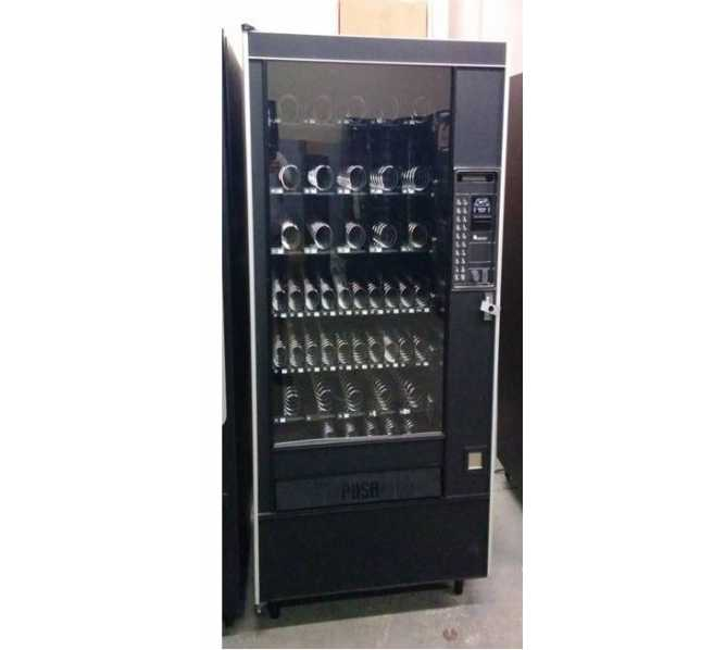 Automated Products API AP Model 113 Snack Glass Front Vending Machine Candy machine Candy vendor Snack machine Snack vendor