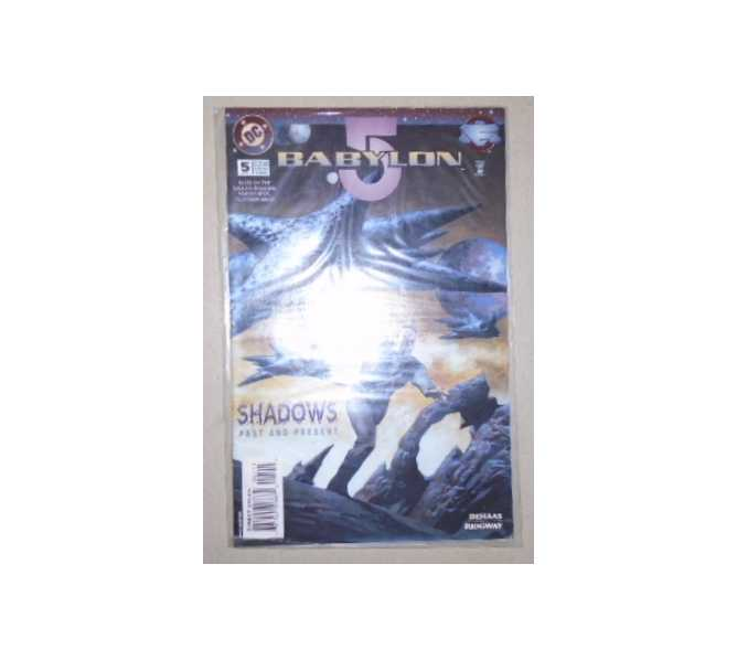 BABYLON 5 #5 COMIC BOOK for sale - June 1995 - DC COMICS