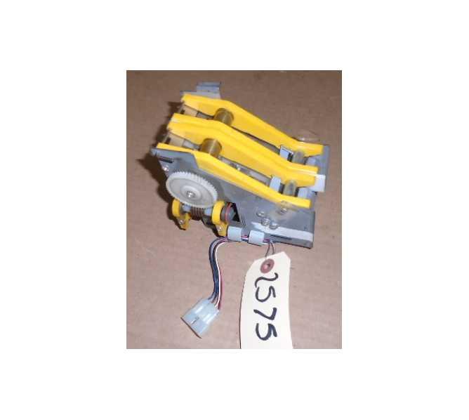 BENCHMARK DOUBLE Ticket Dispenser #2575 for sale