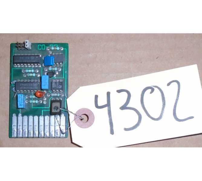 BETSON CRANE Arcade Machine Game PCB Printed Circuit Board #4302 for sale