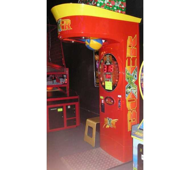 BOXER Arcade Machine Game - LOOKS & PLAYS GREAT - Excellent Condition