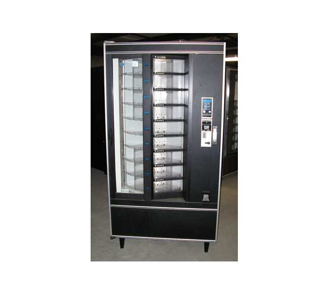 CRANE 430 SHOPPERTRON MERCHANDISER Vending Machine for sale