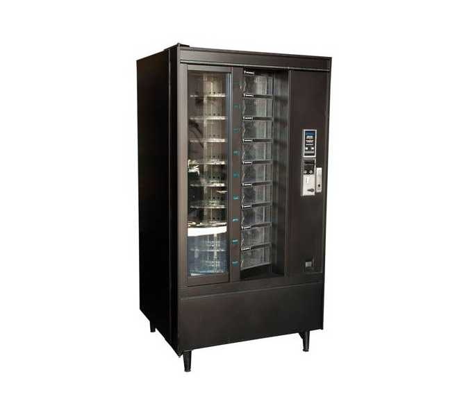 CRANE 431 SHOPPERTRON COLD FOOD MERCHANDISER Vending Machine for sale