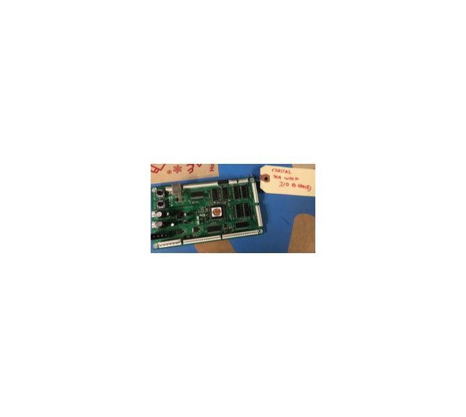 Coastal Sea Wolf Arcade Machine Game PCB Printed Circuit IO Board #48